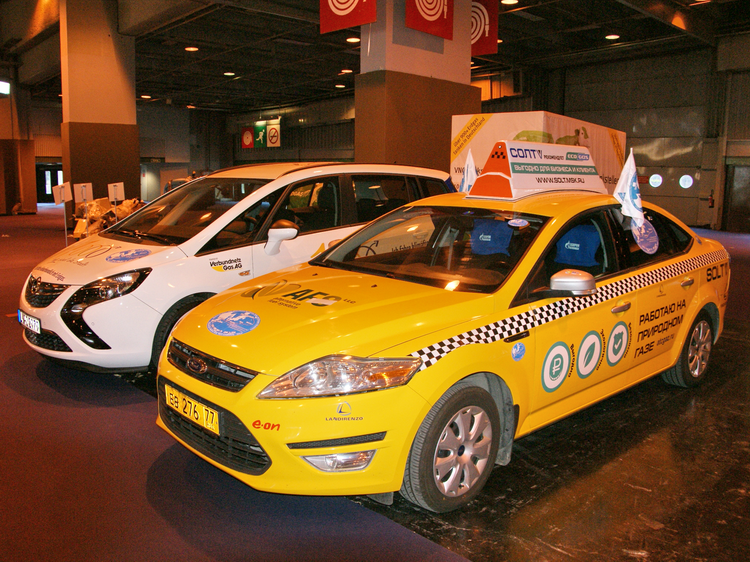 <SOLT Taxi from Moscow