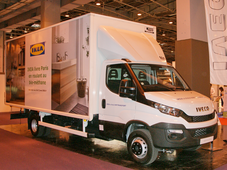 <CNG Iveco Daily