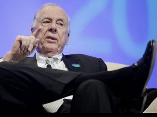Tomas Boone Pickens